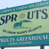 Lander Wyoming, Sprouts Garden Center