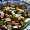 Asparagus Recipes: Asian Cashew Asparagus