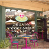 Phoenix Restaurants: Review of Chakra 4 Herb and Teahouse in PhoeniPhoenix Restaurants: Outside view of Chakra 4 Vegetarian Cafe'