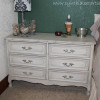 French Provincial Dresser Restoration