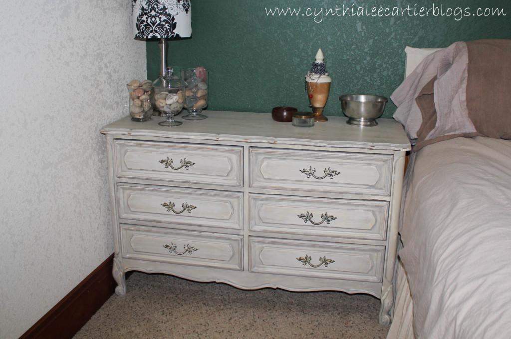 French Provincial Dresser Restoration