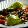 Bok Choy Recipe: Roasted Baby Bok Choy