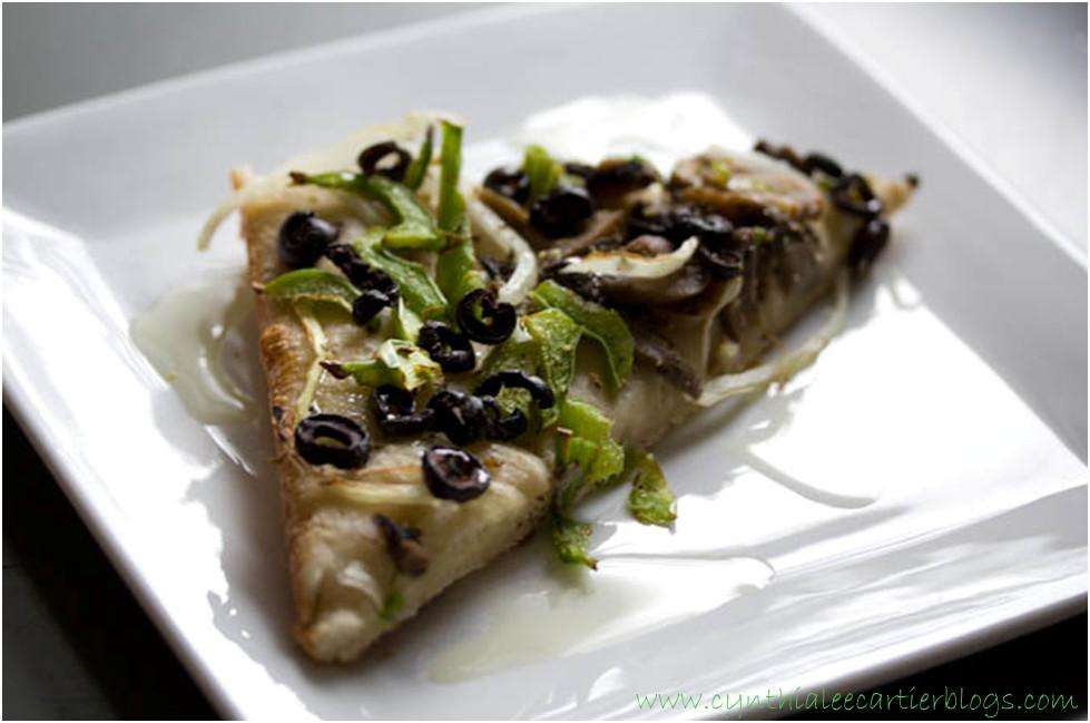 Plant-Based Diet: Vegan Pizza