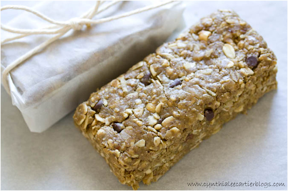 Protein Bar Recipe: Peanut Butter Protein Bars